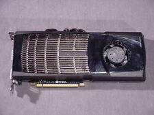 NVIDIA GEFORCE GTX480 1.5GB 2X DVI HDMI PCI-E VIDEO GRAPHICS CARD X2HXX