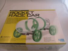 4M Rocket Race Car Kit, Science In Action. Educational New, Sealed