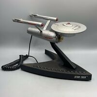 Vintage 1993 STAR TREK U.S.S. Enterprise TELEPHONE TELEMANIA NCC-1701