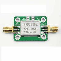 LNA 50-4000MHz NF = 0.6dB LNA RF low noise amplifier FM HF VHF / UHF Ham Radio
