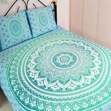 Indian Mandala Duvet Doona Cover Bedding Blanket King Quilt Cover Comforter Set