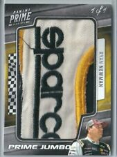 """2019 PANINI PRIME 1 OF 1 RYAN NEWMAN PRIME JUMBO FIRESUIT """"SPARCO"""" PATCH #1/1"""