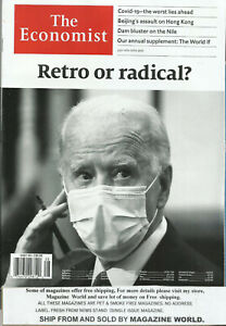 THE ECONOMIST WEEKLY MAGAZINE, RETRO OR RADICAL ?    JULY,4th -- JULY, 10th 2020