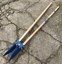 Draper Double Action Post Hole Spade - Twin Shov-Holer - Fence Post Spade