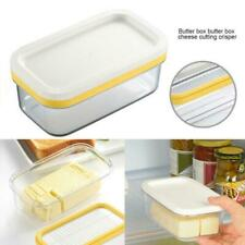 2 in1 Butter Dish Butter Serving Tray with Lid Container Box HIGH QUALITY