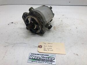 Toro groundsmaster 3500-D sidewinder deck motor 98-6104 4700-d 4500 4500d