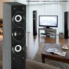 Luxus Heimkino 1000W Standboxen Lautsprecher Subwoofer 3-Wege Boxen Paar Party