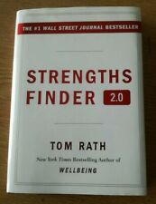 StrengthsFinder 2.0 by Tom Rath (Hardback, 2007, Very Good) 9781595620156