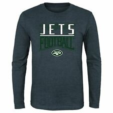 Outerstuff NFL Youth New York Jets Energy Long Sleeve Tee