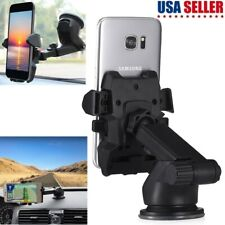 360° Universal Car Windshield Mount Holder for Cell Phone GPS iPhone 11 Samsung