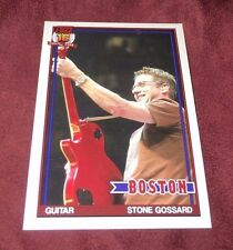 PEARL JAM Fenway Baseball Card - Stone Gossard 5 guitar up - Boston pack red sox