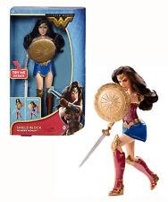 DC Comics Super Hero Girls Wonder Woman Sword Shield Block Doll Deluxe by Mattel
