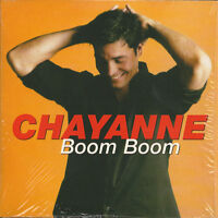 Chayanne CD Single Boom Boom - Europe (M/M - Scellé / Sealed)