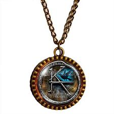 The Dark Tower KA Symbol Necklace Pendant Fashion Jewelry Cosplay Cute Gift