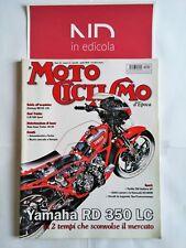 MOTOCICLISMO D'EPOCA APRILE 2010 - YAMAHA RD 350 LC ZUNDAPP MC/GS 125 CM 500 SPO