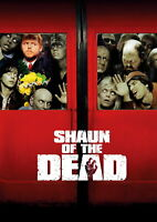 73477 SHAUN OF THE DEAD Movie Horror Zombies Comedy Wall Print POSTER CA