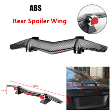"""1PCS 20"""" Car Rear Racing Tail Spoilers Trunk Wing Lip Back Color ABS Decoration"""