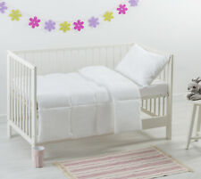 100 Australian Wool 300gsm Soft Cotton Japra Cover Toddler Baby Crib Quilt