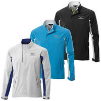 Mizuno Mens Impermalite F20 Waterproof Rain Jacket Top Lightweight Coat Golf