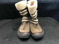Earth Spirit Winter Leather Boots Size 7 #59