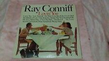 ray conniff-lp-spain-voir photos