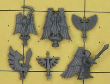 Warhammer 40K Space Marines Dark Angels Ravenwing Icons