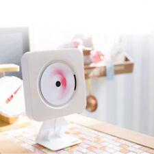 Bluetooth Reproductor De CD CD de soporte montado en la pared AUX FM RADIO reproductor de MP3 para Teléfono PC