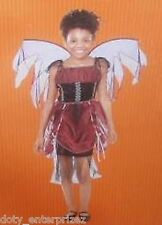 "NEW Halloween Costume Child Small 42""-46"" Vampire Fairy"