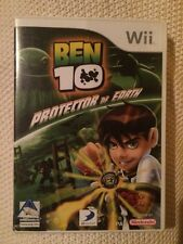Ben 10: Protectors of Earth - Wii - PAL Version 2007 - Made in Germany
