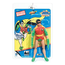 Super Powers Retro Mego Style Action Figures Series 2: Robin by FTC