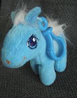 Blue Pony Keyring Holder