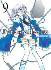 Manga Pandora Hearts - Tome 9 - Heart - Mangas