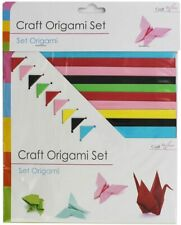 Craft Origami Set paper and instruction