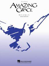 Amazing Grace Sheet Music Easy Piano NEW 000110047