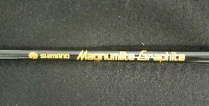 "Casting Rod SHIMANO Magnumlite 7' 6"" Brush Buster ML1753 Graphite Telescopic P15"