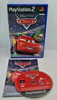 Cars Video Game for Sony PlayStation 2 PS2 PAL TESTED