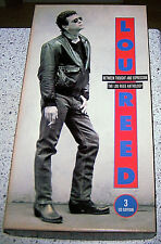 Lou Reed - Between Thought and Expression - 92 US RCA/BMG 2356-2-R  3CD-Box m/m-