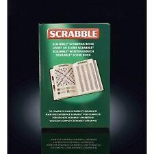 Scrabble Scorepad