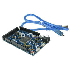 DUE R3 Board SAM3X8E 32-bit ARM Cortex-M3 Control Board Module Cable For Arduino
