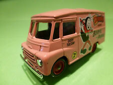 LLEDO DAYS GONE MORRIS VAN - DANDY BERYL THE PERIL - PINK 1:50? - RARE - GOOD