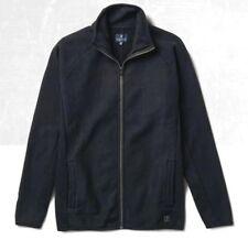 Fleece Jacket, Roark Revival,  The Frey, black, Gr.: M, men