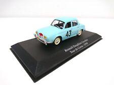 Renault Dauphine Gordini Corse 59 - 1:43 La Saga Gordini ATLAS DIECAST MODEL CAR