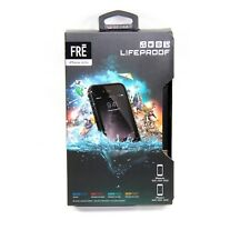 LIFEPROOF CASE FOR IPHONE 6 6S FRE WATER DUST SHOCK PROOF GENUINE BLACK 77-52563