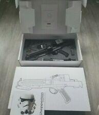 More details for star wars e11 blaster. shepperton design studios (sds) collectors edition.  new.