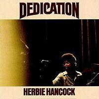 Herbie Hancock - Dedication [New CD]