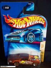 HOT WHEELS 2004 #117 -2 1967 PONTIAC GTO 5HOLE THAIL L04C