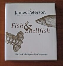 Fish and Shellfish by James Peterson (1996, Hardcover)