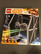 New LEGO Star Wars Imperial TIE Fighter 2018 (75211) With 519 Pieces!
