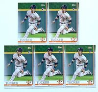2019 Topps Series 1 KYLE TUCKER Rookie #60 Flagship Rookie RC Houston Astros LOT