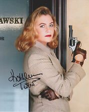 Kathleen Turner HAND Signed 8x10 Photo Autograph, Romancing The Stone, Body Heat